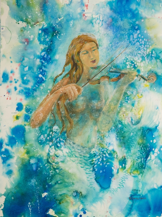 Mermaid of the Lake